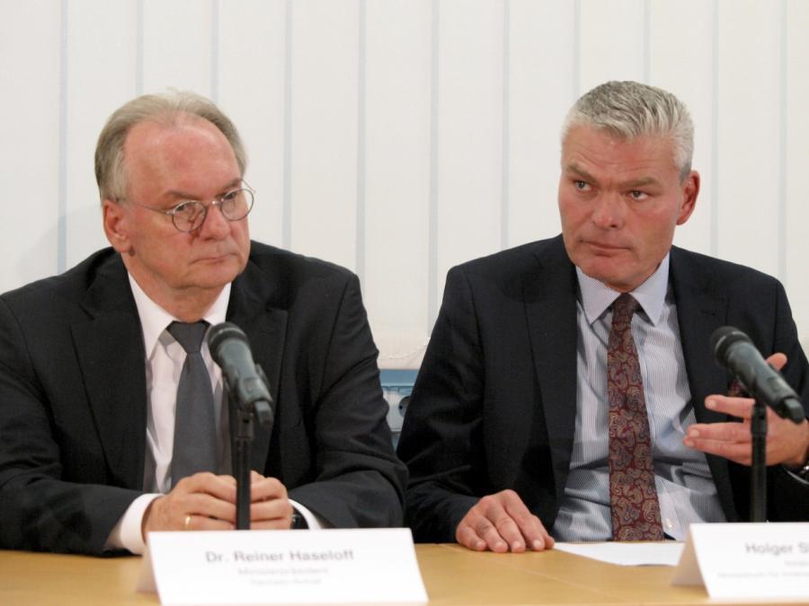 Haseloff warnt seine Landespartei vor vorgezogener Personaldebatte