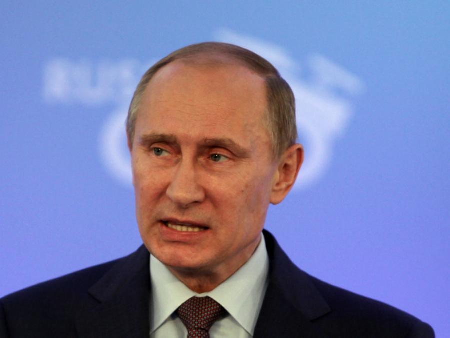 Putin glaubt nicht an Frieden mit Ukraine