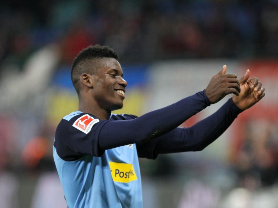 1. Bundesliga: Mönchengladbach schlägt Schalke deutlich