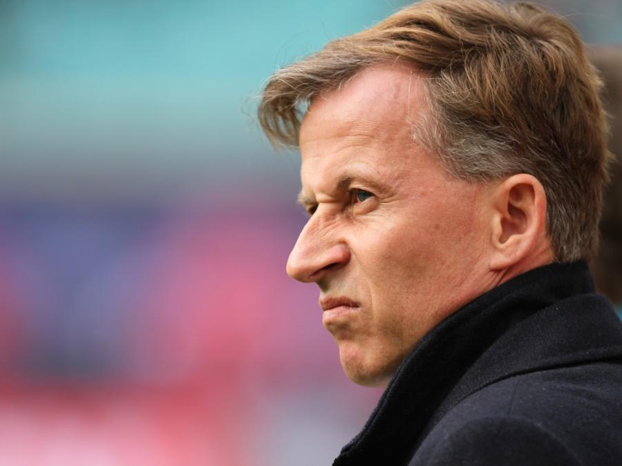 VfL Wolfsburg entlässt Cheftrainer Jonker
