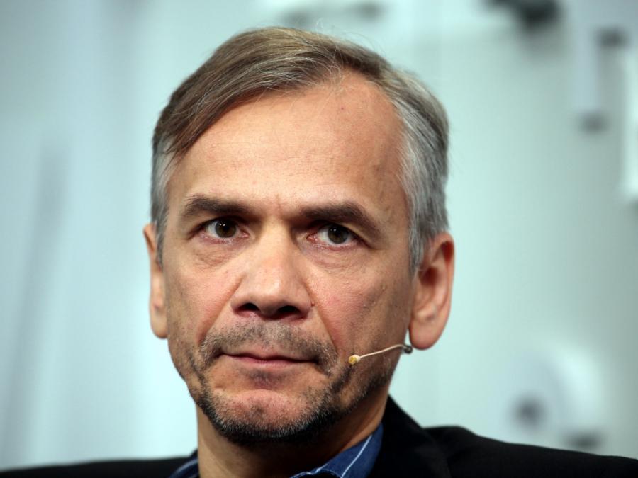 Lutz Seiler erhält Preis der Leipziger Buchmesse