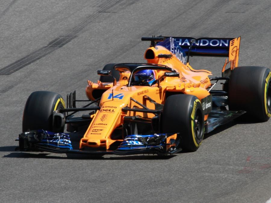 McLaren tritt nicht bei Formel-1-Rennen in Melbourne an
