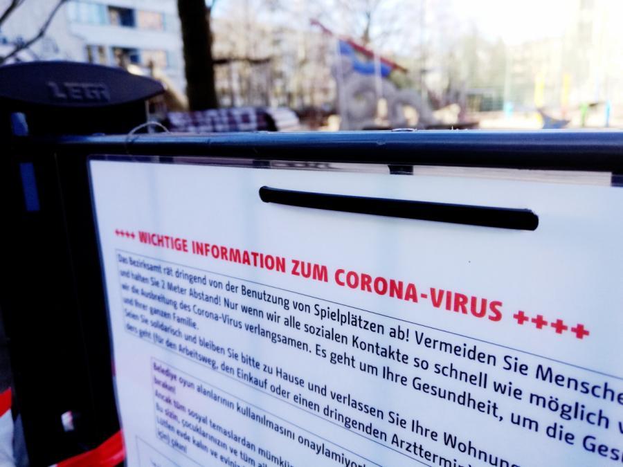 Umfrage: Breite Mehrheit stützt ursprüngliche Corona-Maßnahmen
