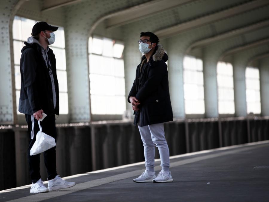 Ärztepräsident empfiehlt Schutzmasken in der Öffentlichkeit