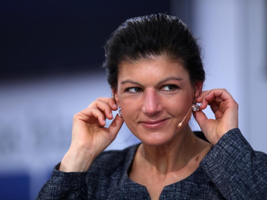 INSA-Umfrage: Wagenknecht im Osten beliebter als Steinmeier