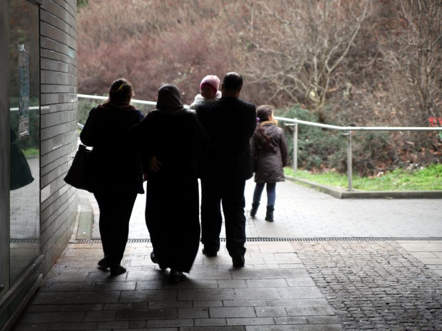 Bericht: Zahl der Familiennachzüge weiter gestiegen