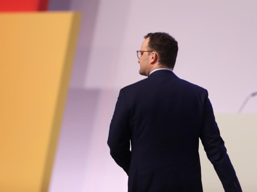 Spahn kontert Merz-Aussagen
