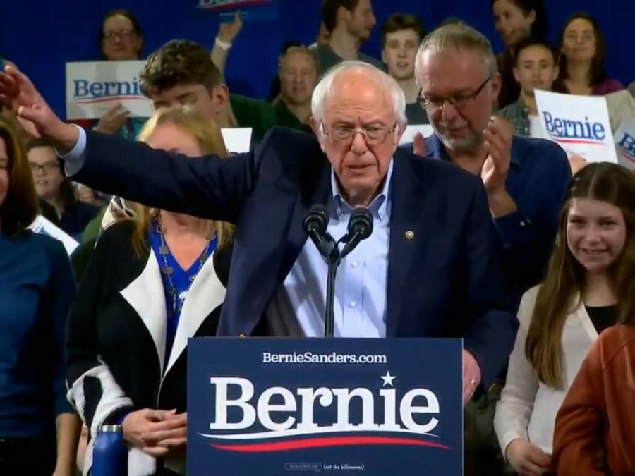 US-Demokrat Sanders steigt aus Präsidentschaftsrennen aus