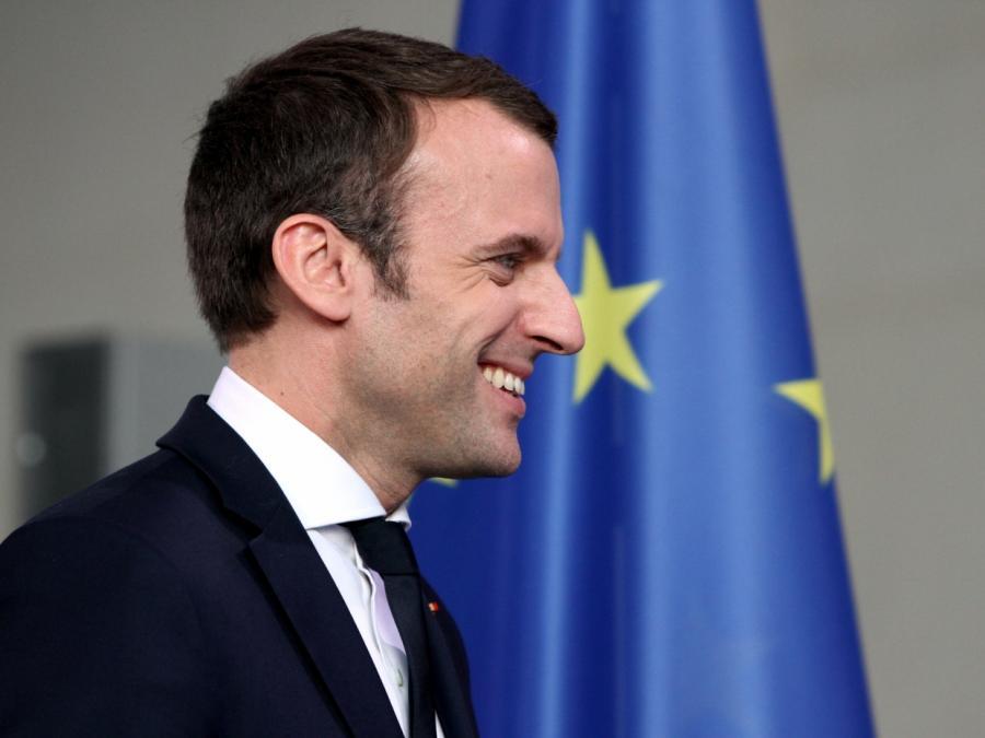 Gabriel würdigt Macron als