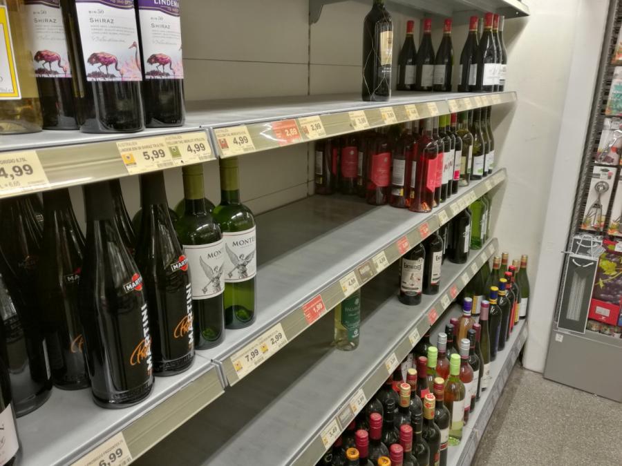 Corona-Rausch: Deutsche kaufen deutlich mehr Wein, Gin und Korn