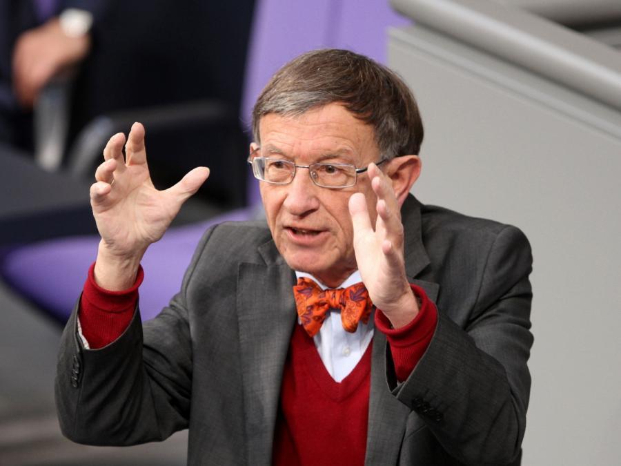 Riesenhuber kritisiert Zusammensetzung des Bundestags