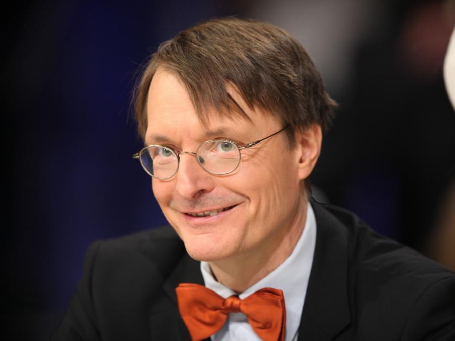 Lauterbach häufigster Talkshow-Gast in Coronakrise