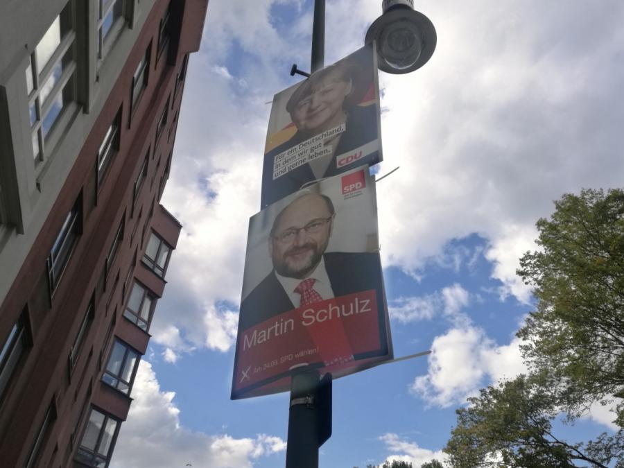 Juso-Chef Kühnert befürchtet Niedergang der Volksparteien