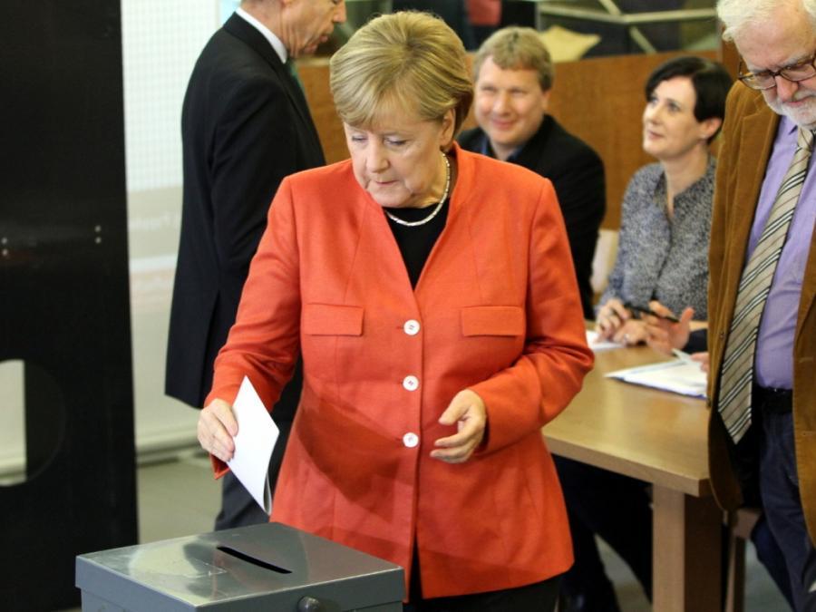 Merkel will Neuwahlen - und wieder antreten