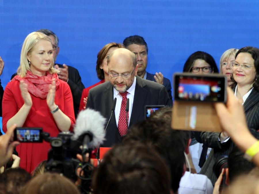 Infratest: SPD fällt auf 20 Prozent