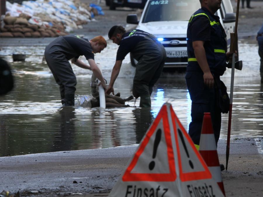 NRW-SPD will Reform des Katastrophenschutzes
