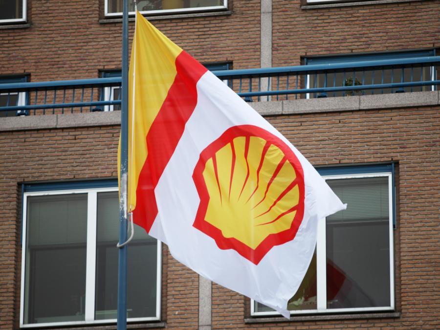 Shell sieht Höhepunkt der Ölnachfrage erreicht
