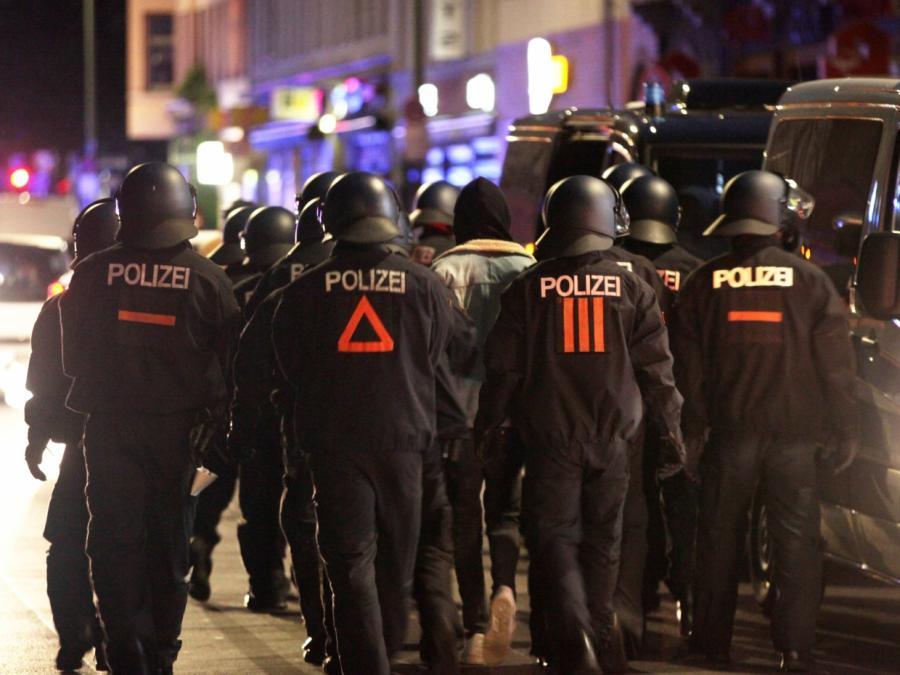 Linke Proteste in Berlin, Hamburg und Leipzig