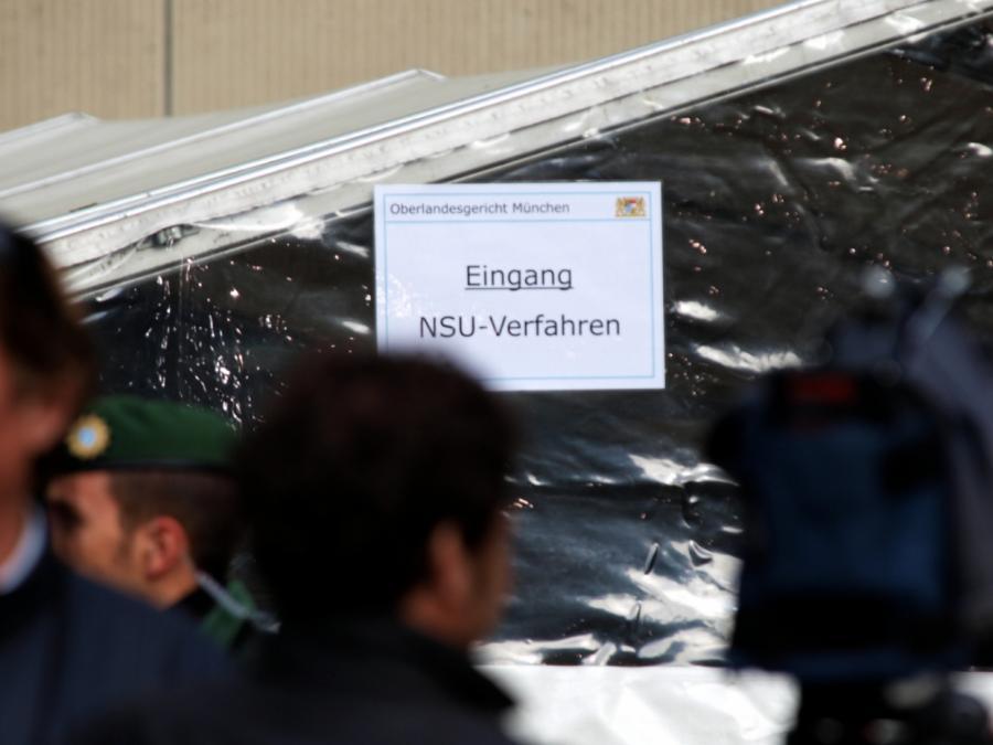 NSU-Prozess: Bundesanwaltschaft fordert lebenslänglich für Beate Z.