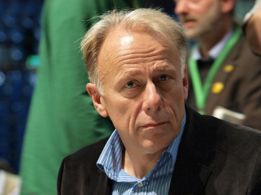 Grünen-Politiker Trittin zweifelt an Jamaika-Koalition