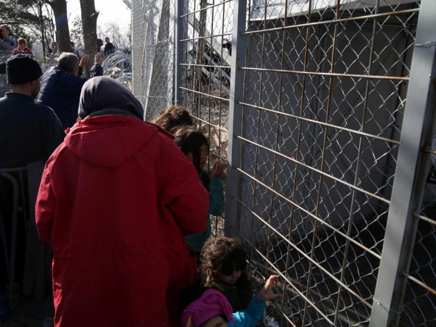 Innenministerium stoppt Thüringens Aufnahmeprogramm für Flüchtlinge