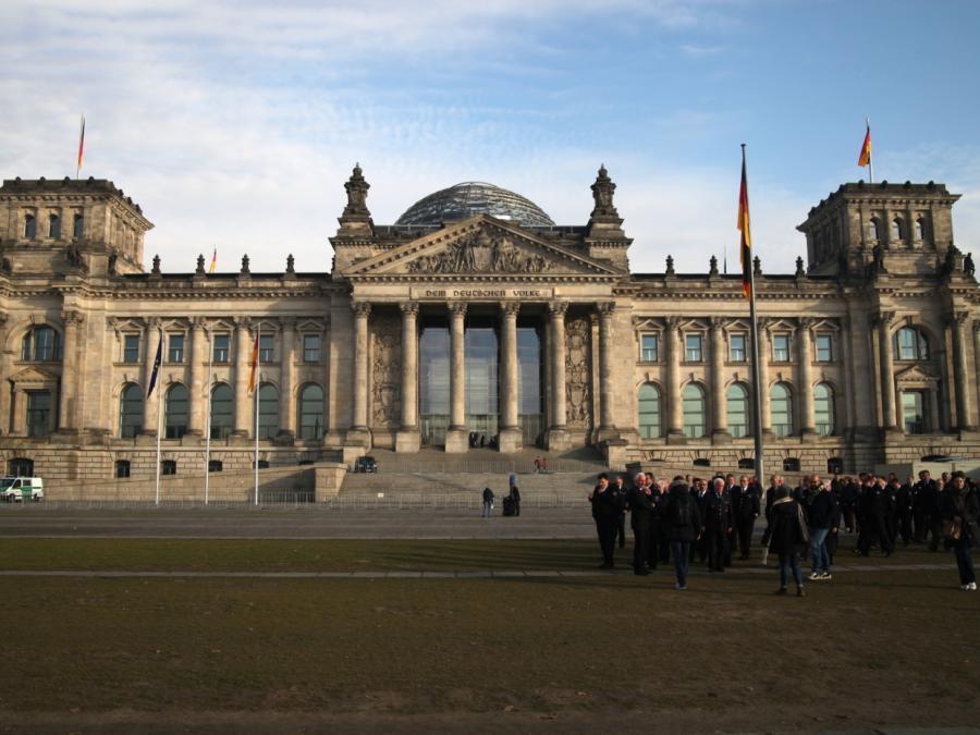Bau-Debakel um Reichstagsbesucherzentrum
