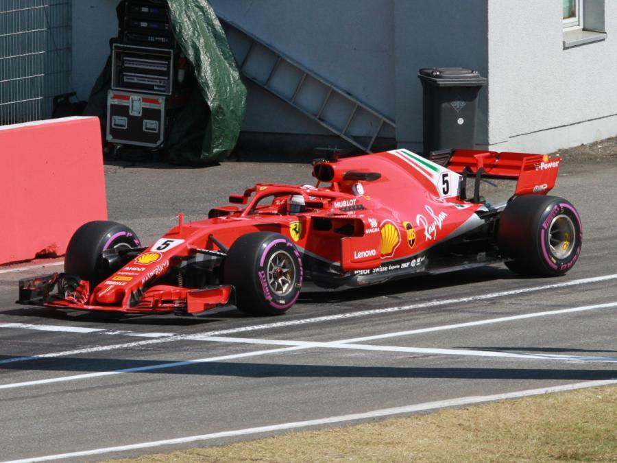 Ferrari bestätigt Vettel-Abschied zum Saisonende