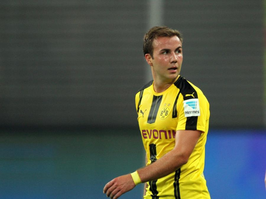 1. Bundesliga: Dortmund gewinnt gegen Hamburg