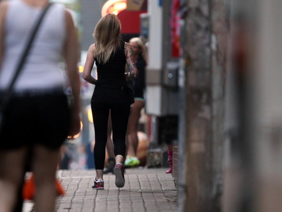 Kritik an Initiative gegen Prostitution