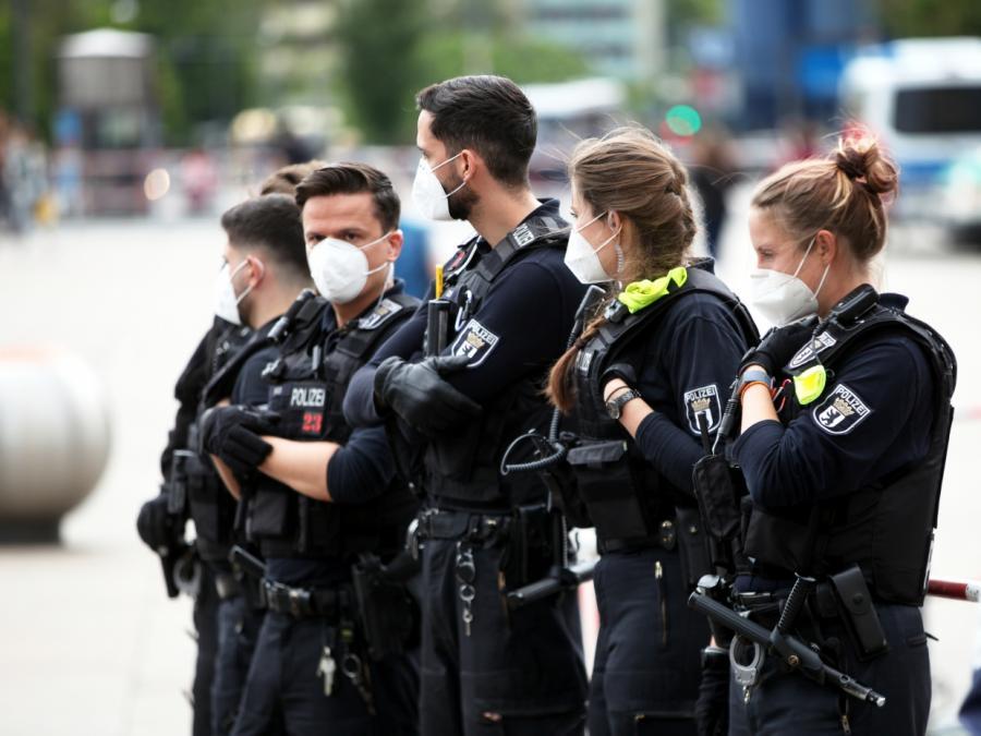 Zahl der Polizeianwärter hat sich seit 2010 mehr als verdoppelt