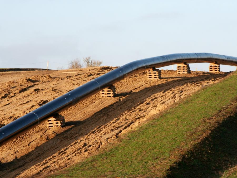 Linke warnt vor Schadenersatzansprüchen bei Nord-Stream-2-Stopp