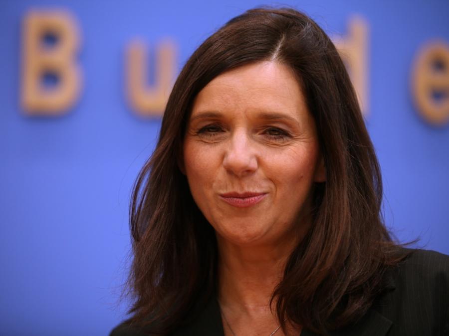 Grünen-Fraktionschefin Göring-Eckardt lobt Parteifreund Palmer