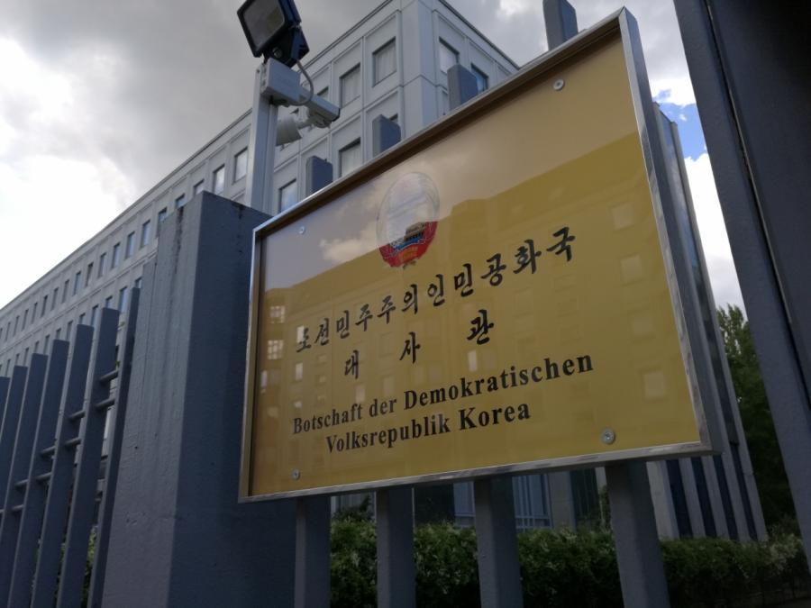 Bundesregierung warnt vor Eskalation des Nordkorea-Konflikts