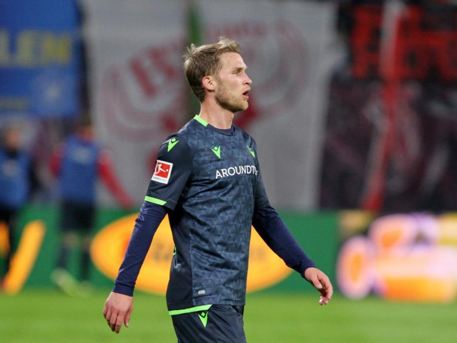Stürmer Andersson wechselt von Union Berlin zum 1. FC Köln