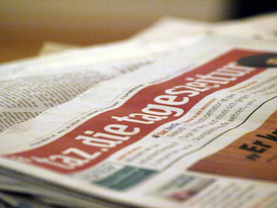 Journalisten-Verband kritisiert Strafanzeige gegen taz-Autorin