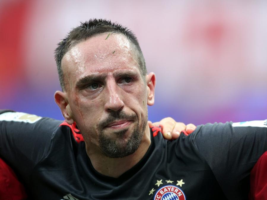 Ribéry verlängert beim FC Bayern