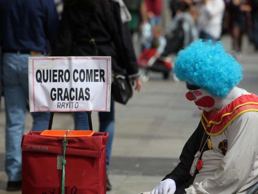 Deutsche Industrie fürchtet Wirtschaftseinbruch in Spanien