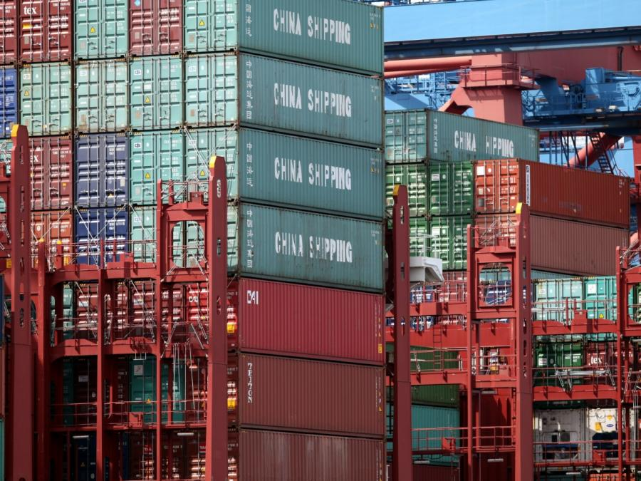 IWF gibt Deutschland Mitschuld an Handelskonflikten