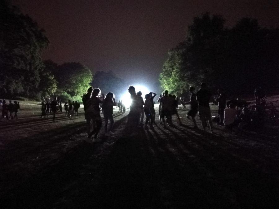 Städte wollen große Partys verhindern