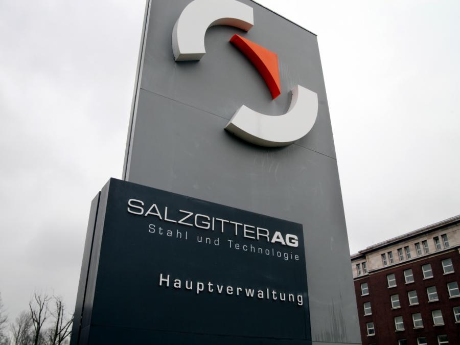Stahlkonzern Salzgitter offen für Fusionsgespräche mit Thyssenkrupp