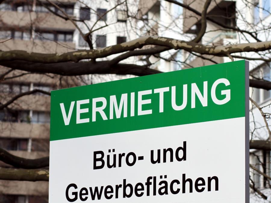 Deutscher Wirtschaft gehen Gewerbeflächen aus