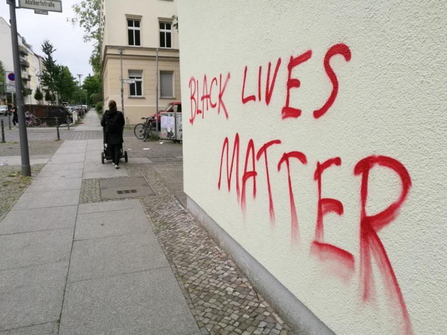 Suding sieht bei FDP Nähe zur Black-Lives-Matter-Bewegung