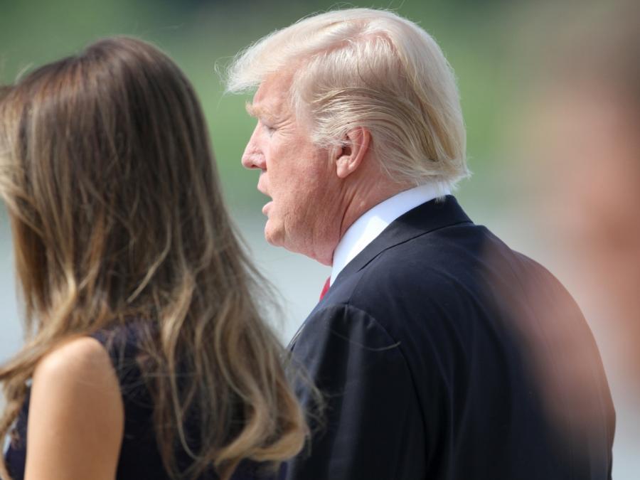 Trump sagt Südamerika-Reise wegen Syrien-Krise ab