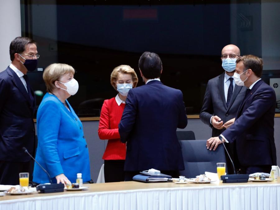 Kompromiss bei Verhandlungen auf EU-Sondergipfel