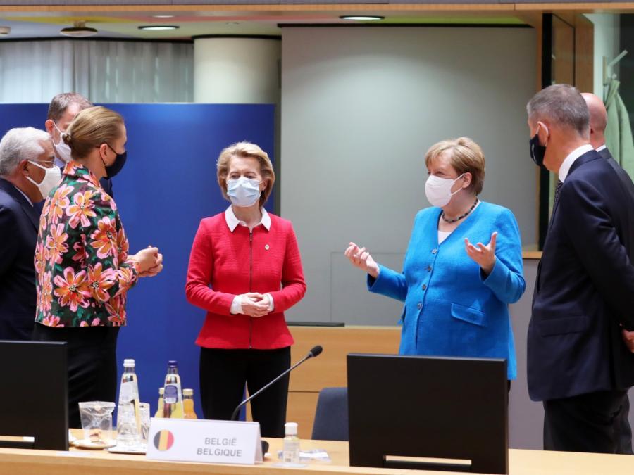 EU-Gipfel mit Einigung beendet