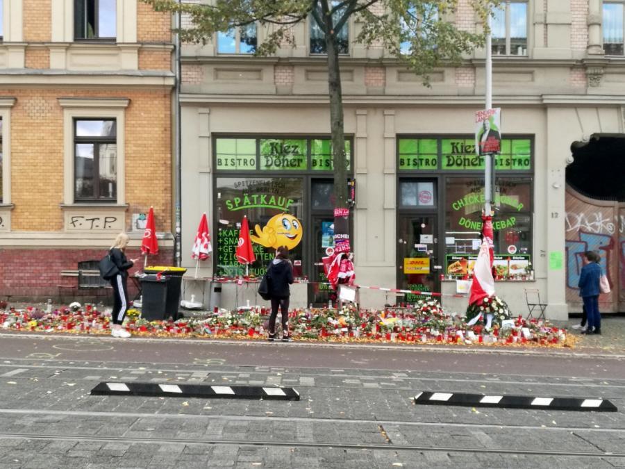 Halle-Terror-Geschädigte fordern Schadenersatz vom Täter