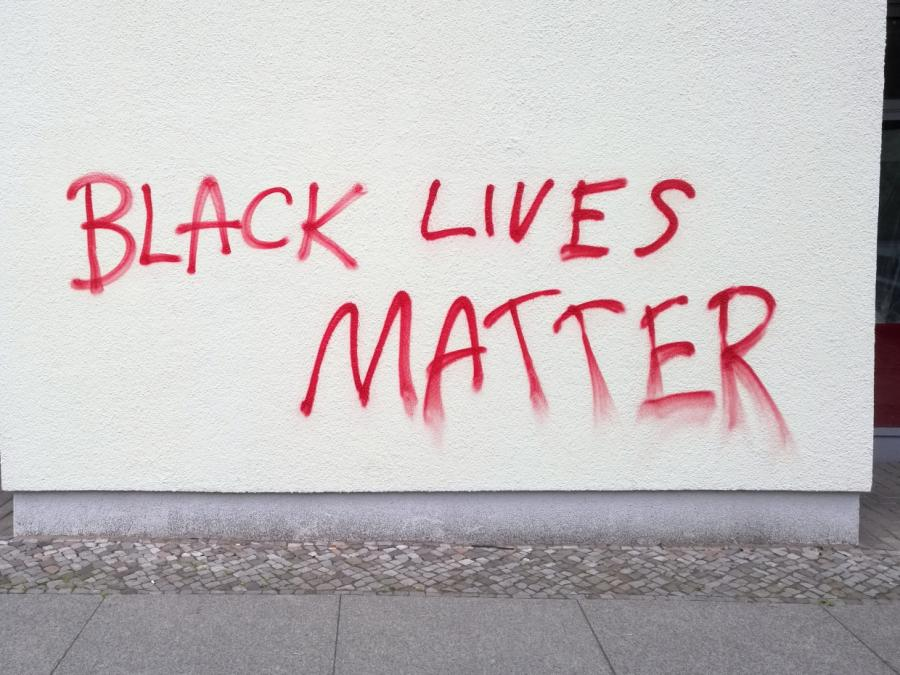 Black-Lives-Matter-Aktivisten kritisieren CSU