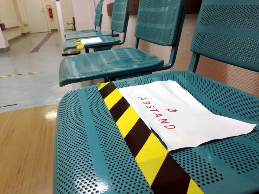 Deutschlands Kliniken droht Überlastung