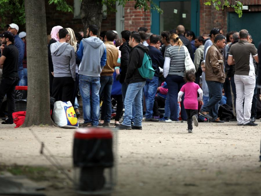 Bericht: Deutschland nimmt Italien Bootsflüchtlinge ab