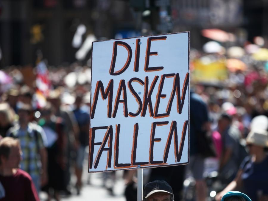 Berliner AfD kritisiert Verbot von Corona-Demo